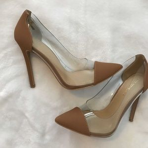 Shoe Republic LA pointed high heel